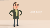 MBMBaM Justin Test Animation
